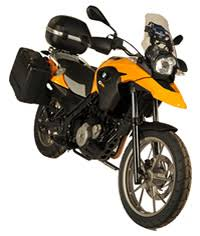bmw g 650 gs bmw g 650 gs lowered suspension motorcycle hire 44 0 1277 366 602