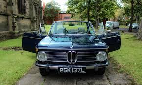bmw 2002 classic car rental northumbria classic car hire