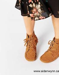 womens fringe boots canada buy now canada asos abbott suede fringe ankle boots
