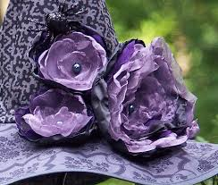 halloween witch hat craft dead roses halloween witch hat sew4home