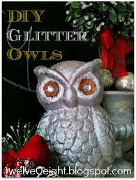 happy thanksgiving glitter images diy glitter owls twelveoeight