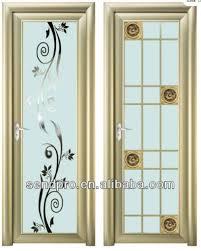 Modern Bathroom Doors Bathroom Door Design Modern Bathroom Door Design With Aluminum