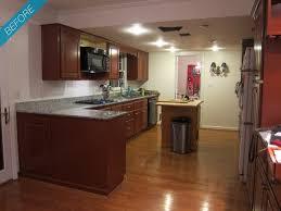 kitchen contemporary open floor plan kitchen design with metal
