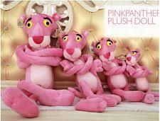 pink panther with magnifying glass ornament inspector