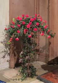 Church Flower Arrangements Church Floral Arrangements The Parish Of Newport And Dinas