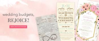 Inexpensive Wedding Invitations Value Wedding Invitations Invitations By Dawn