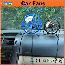 New 12v Powered Usb Mini Automobile Metal Car Fan Vehicle