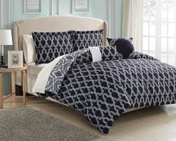 9 piece project runway bianca reversible bed in a bag set