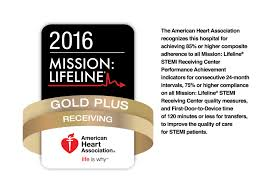 Unc Medical Center Chapel Hill Nc Unc Hospitals Honored With Mission Lifeline Achievement Award