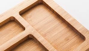 diy bamboo wooden keyboard desk organizer recta tech