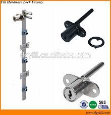 Office Desk Pedestal Drawers Cf66 Pedestal Drawer Locks With Aluminium Bar Office Desk Lock For