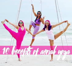 margie pargie aerial yoga inspiration