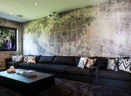 salon canapé noir 12 superbes décorations de salon avec un canapé noir bricobistro