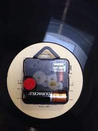 amazon com south africa handmade vinyl record wall clock get