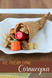 sugar cone cornucopia glorious treats