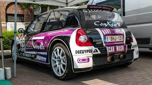renault rally rally renault clio v6 youtube