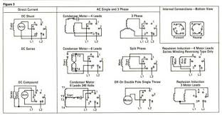 diagrams 485291 reversing single phase motor wiring diagram