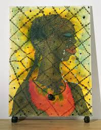 Image Gallery Controversial Paintings - no woman no cry chris ofili 1998 tate