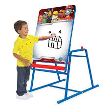 paw patrol 2in1 convertible easel samko u0026 miko toy warehouse