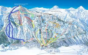 Vail Map Greats Resorts Vail Resorts Management Company