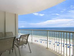 Indoor Balcony Best View On The Beach Indoor Pool Private Homeaway Gulf Shores