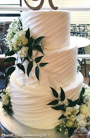 wedding cake icing design w 0813 butter wedding cake 10 8 6 serves 75