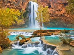 Arizona scenery images Scenery of nature google search ali pinterest havasu falls jpg