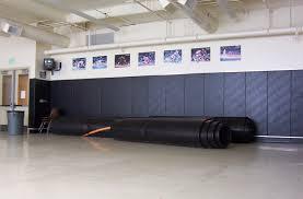 athletic facilities wrestling room san mateo high