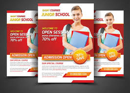 school brochure design templates 27 school flyer templates psd vector eps jpg