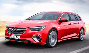 new opel insignia sports tourer opc line exterior pack hd