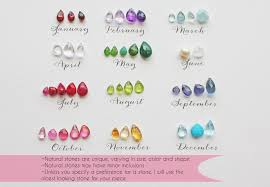 baby name rings images Personalized new baby name and birth date necklace with birthstone jpg