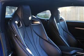 lexus gsf seats review 2015 lexus rc f canadian auto review