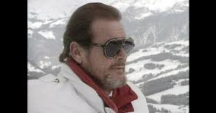 roger moore roger moore at home in switzerland swi swissinfo ch