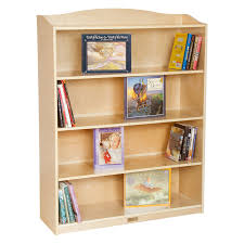 Bookcase 5 Shelf Fantasy Fields Magic Garden Bookcase Hayneedle