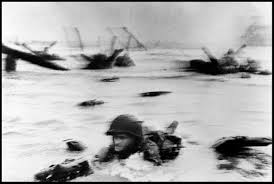robert capa iconic d day photo life magazine video time