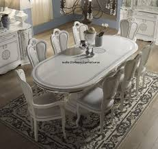 Italian Dining Room Furniture by Italian Dining Set