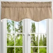 Short Valances Windows Window Valances Café U0026 Kitchen Curtains You U0027ll Love Wayfair