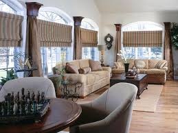 Picture Window Curtain Ideas Ideas Fresh Window Treatment Ideas Hgtv