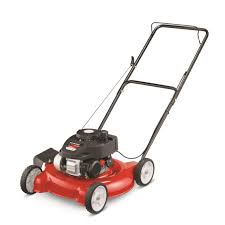 amazon com yard machines 140cc 20 inch push mower patio lawn