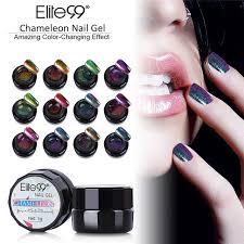 aliexpress com buy elite99 all 12pcs chameleon color gel polish