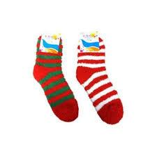 fuzzy christmas socks fuzzy christmas ankle socks pack of 120 walmart