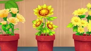 flower garden educational games for kids kids game app baby panda