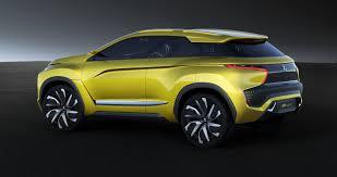 mitsubishi 3000gt concept mitsubishi ex concept previews design for future models packs