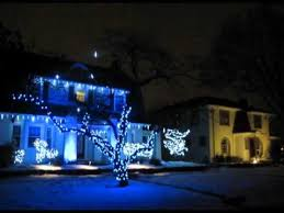 led dripping icicle christmas lights dripping icicle lights application exle youtube