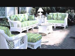 White Wicker Outdoor Patio Furniture Best Scheme Attractive White Wicker Outdoor Furniture White Resin
