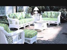 White Wicker Outdoor Patio Furniture Best Scheme Attractive White Wicker Outdoor Furniture White Resin
