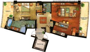 hotel suites layout u0027s home decor and design