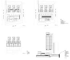 casa clementi floor plan aeccafe singapore block in martin road by kerry hill architects