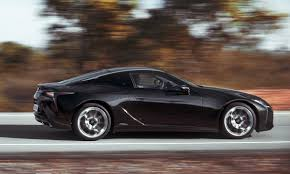 lexus lc owner s manual in depth look 2018 lexus lc coupe testdriven tv