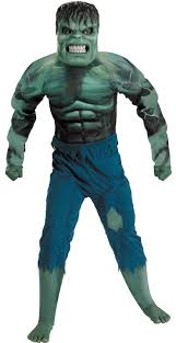 Incredible Hulk Halloween Costume Hulk Muscle Chest Deluxe Kids Costume Costumes